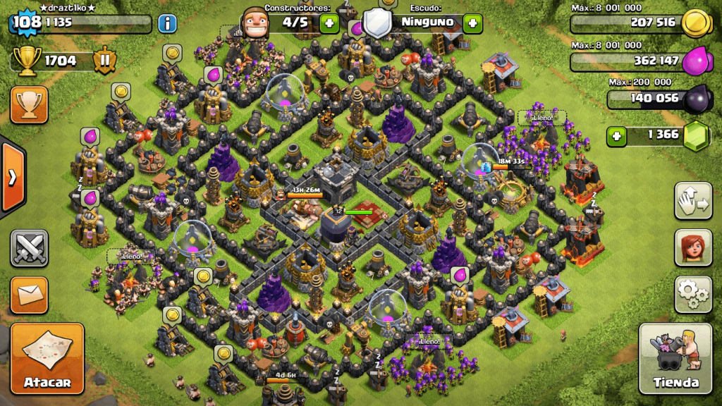 17 clash of clans habit building experience
